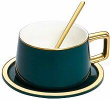 Kaffee- Teegläser Keramiktasse Kaffeetasse Paar