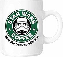 Kaffee und Tee Tasse Kaffee-Haferl STAR WARS |