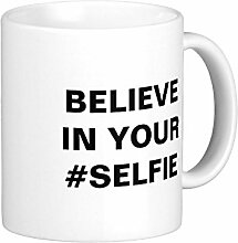 "Kaffeebecher""Believe Cofee"" in Yourself To"