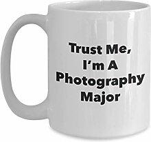 Kaffeebecher 11 Unzen Vertrauen Sie mir, ich