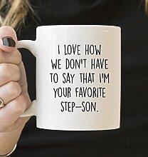 Kaffeebecher 11oz Coffee Mugs for Women, Favorite