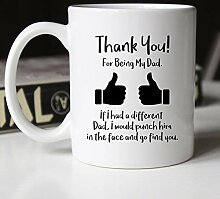 Kaffeebecher 11oz Coffee Mugs for Women, For Dad