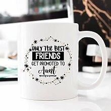 Kaffeebecher 11oz Coffee Mugs for Women, Only The