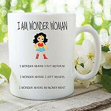 Kaffeebecher 11oz Funny Coffee or Tea Mug, Funny