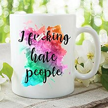Kaffeebecher 11oz Funny Coffee or Tea Mug,