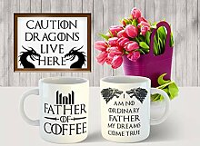 Kaffeebecher 11oz Novelty Coffee Mugs Funny