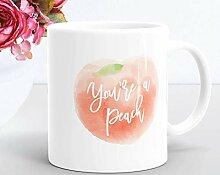 Kaffeebecher 11oz Novelty Coffee Mugs Sie sind