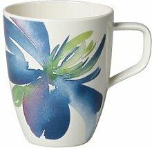 Kaffeebecher Artesano Flower Art