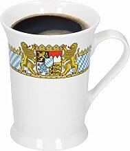 Kaffeebecher Bavaria | Ø 90 mm | 300 ml |