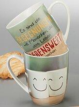 Kaffeebecher BECHER BEGEGNUNGEN 9506891