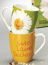 Kaffeebecher BECHER GUTE L. 250ML. PORZ. 950537