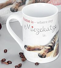 Kaffeebecher BECHER MIETZEKATZE D@H 551208