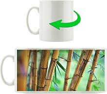 KaffeebecherBrauner Bambus
