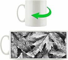 Kaffeebecher Bunte Herbstblätter