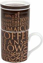 Kaffeebecher Coffee for One