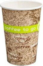 Kaffeebecher Coffee ToGo COFFEE DREAMS Pappe