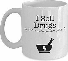 Kaffeebecher Drogen (Mit Einem Gültigen Rezept)