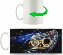 Kaffeebecher Dunkel BMW Angels