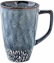 Kaffeebecher Europäischer Retro-Becher Großer