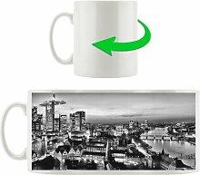 Kaffeebecher Frankfurt Skyline