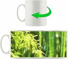 Kaffeebecher Frischer wachsender Bambus East Urban