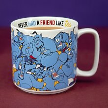Kaffeebecher Genie aus Bone China Disney Classics