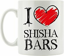 Kaffeebecher I Love Shisha Bars East Urban Home