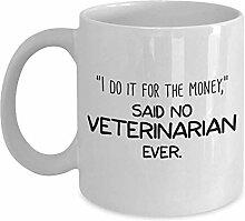 Kaffeebecher Ich Mache Es Für Geld, Sagte Kein