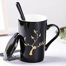 kaffeebecher kaffee tasse Keramikbecher 420ml