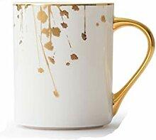 Kaffeebecher Keramik-Kaffeetasse, Becher Große