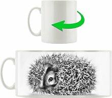 Kaffeebecher Kleiner niedlicher Baby Igel