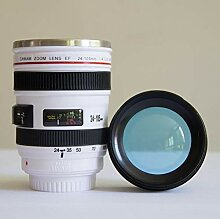 Kaffeebecher Kreative 400ml Edelstahl Liner Kamera