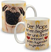Kaffeebecher mit Motiv Hund Große XXL Tasse Der