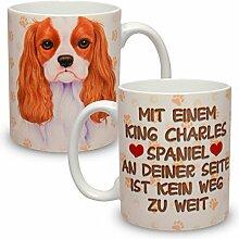 Kaffeebecher mit Motiv Hund Große XXL Tasse King