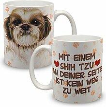 Kaffeebecher mit Motiv Hund Große XXL Tasse Mit