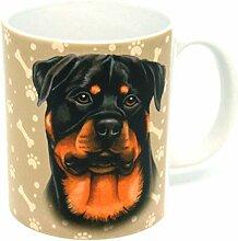 Kaffeebecher mit Motiv Hund Große XXL Tasse