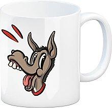 Kaffeebecher mit Spruch - Ich Brauche keinen