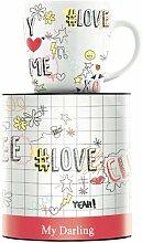 Kaffeebecher My Darling