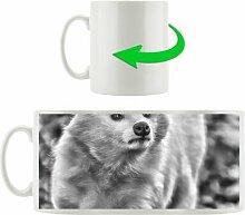 Kaffeebecher Niedlicher Polarfuchs