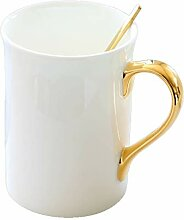 Kaffeebecher Porzellantassen, große