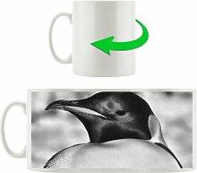 Kaffeebecher Prachtvoller Kaiserpinguin