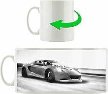 Kaffeebecher Roter Lamborghini