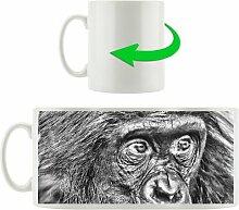 Kaffeebecher Scheuer junger Gorilla East Urban Home