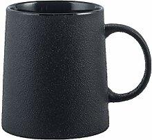 Kaffeebecher Scrub Personality-Keramik-Becher aus