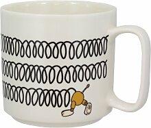 Kaffeebecher Slinky Dog aus Bone China Disney