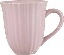 Kaffeebecher, Tasse ENGLISH ROSE rosa für 300ml