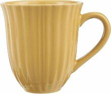 Kaffeebecher, Tasse MYNTE Mustard gelb für 300ml