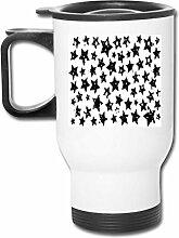 Kaffeebecher / Teebecher / Autobecher mit