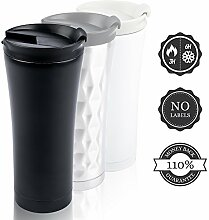 Kaffeebecher to go 450ml Ohne Logos | Thermobecher