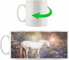Kaffeebecher Wunderbares Einhorn